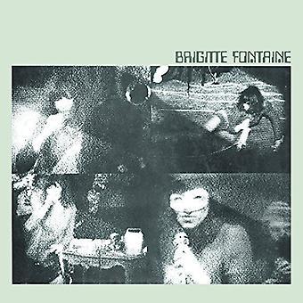 Brigitte Fontaine - Brigitte Fontaine [Vinyl] USA import