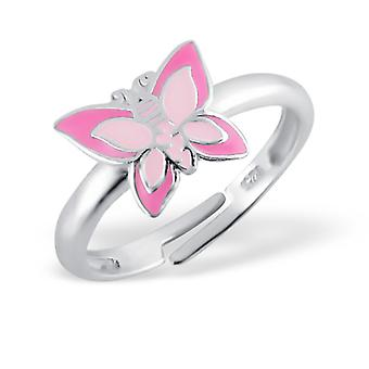 Butterfly - 925 Sterling Silver Rings