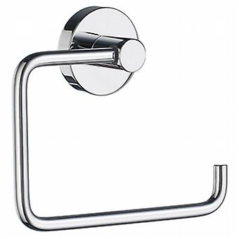 Home Toilet Roll Holder - Polished Chrome HK341