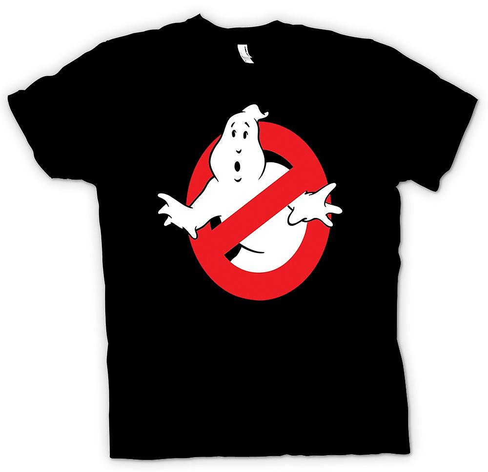 Kids T-shirt - Ghostbusters Logo