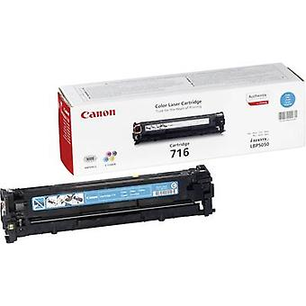 Toner cartridge Original Canon 716 C Cyan Page yield 1500 pages