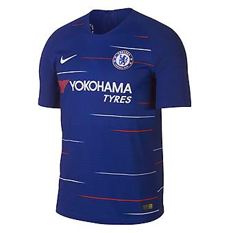 2018-2019 Chelsea Nike Vapor Home Match Shirt
