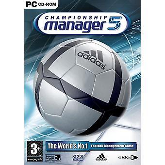 Championship Manager 5 (PC)