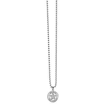 Guess ladies chain necklace stainless steel Silver UBN21605