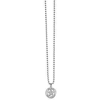 Guess ladies kedja halsband rostfritt stål Silver UBN21605