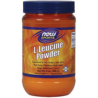 Now Foods L-Leucine Powder 255 Gr (Sport , Masse musculaire , Acides aminés)