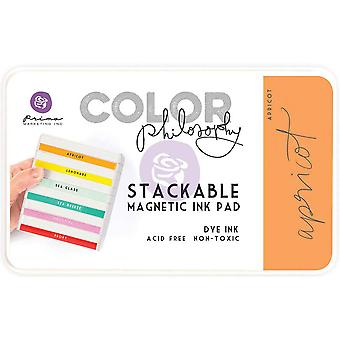 Prima Marketing Color Philosophy Dye Ink Pad-Apricot