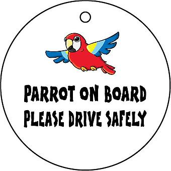 Parrot On Board Car Air Freshener