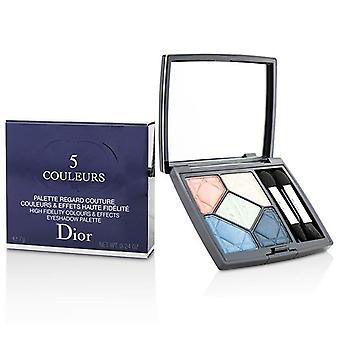 Christian Dior 5 Couleurs High Fidelity Colors & Effects Eyeshadow Palette - # 357 Electrify - 7g/0.24oz