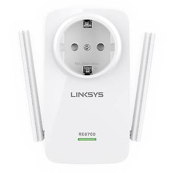 Linksys RE6700-EG WLAN-Repeater 1,2 Gbit/s 2,4 GHz, 5 GHz