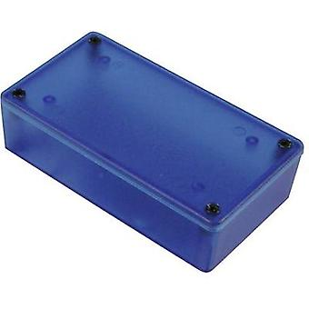Hammond Electronics 1591XXSTBU Universal Gehäuse 110 x 82 x 44 Acrylnitril-Butadien-Styrol blau (transparent) 1 PC