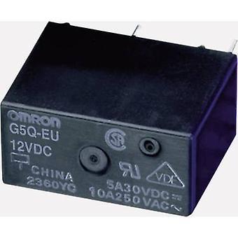 Omron G5Q-1A-EU 12DC PCB relays 12 Vdc 5 A 1 maker 1 pc(s)