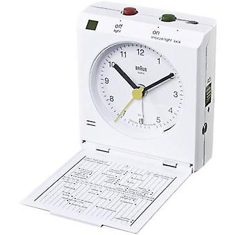 Reloj despertador de cuarzo Braun 66025