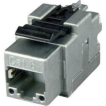 RJ45 module Keystone CAT 6A Telegärtner J00029A0077