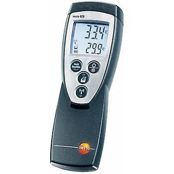 Thermometer testo 925 Aktionsset -50 up to +300 °C Sensor type K