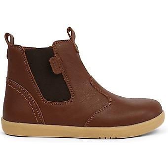 Bobux Kid+ Boys Jodhpur Boots Toffee Brown