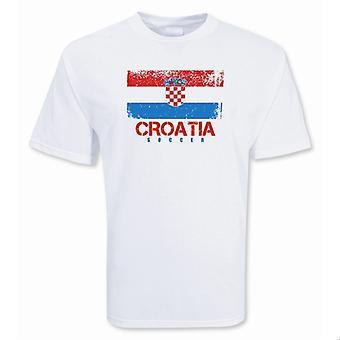 Футболка Хорватии футбол