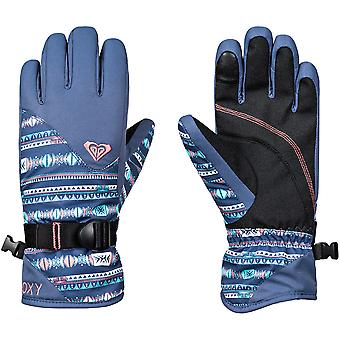Roxy Girls Jetty Waterproof Warm Skiing Snowboarding Gloves
