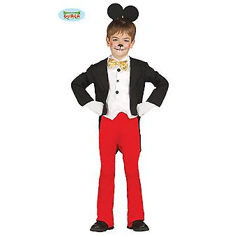 famous mouse - costume for children cartoon mouse girl costume