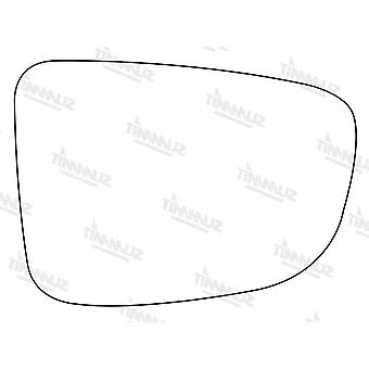 Right Stick-On Mirror Glass for MAZDA 6 Saloon (GJ GH) 2012-2017