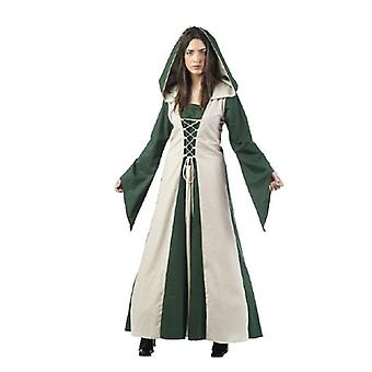 Noblewoman medieval Martha ladies costume medieval dress Princess ladies costume