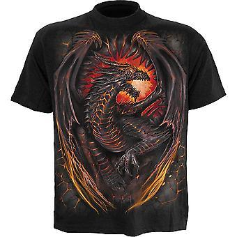 Spiral Dragon Furnace T-Shirt