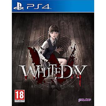 White Day ein Labyrinth Schule PS4 Spiel benannt