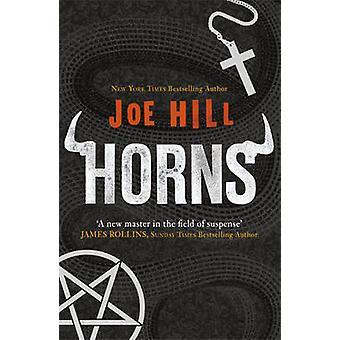 Horns by Joe Hill - 9780575099999 Book
