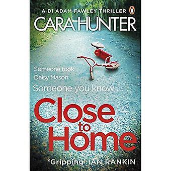 Close to Home: le «impossible de mettre bas» thriller Richard & Judy Book Club pick 2018 (DI Fawley)