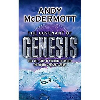 Het verbond van Genesis (Nina Wilde/Eddie Chase 4)