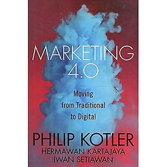 4.0 de marketing: Movimentação de tradicional para o Digital