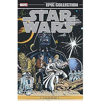Star Wars legendy niezwykłą kolekcję