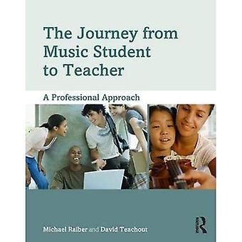 Podróż od muzyki ucznia do nauczyciela: profesjonalne podejście