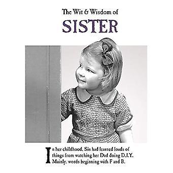 Der Witz und Weisheit der Schwester: der Bestseller Grüße Karten emotionale Rettung (Witz und Weisheit der...)