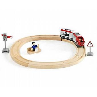 BRIO Travel Circle Set 33511
