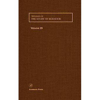 FRAMSTEG i studien av beteende V 29 av Slater & Peter J. B.