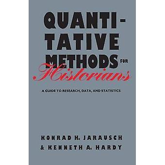 歴史家のための量的方法ガイド研究データや統計で Jarausch ・ コンラッド H
