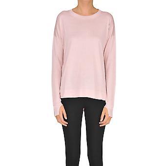 Gotha Pink Silk Sweater