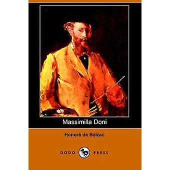 Massimilla Doni Dodo Press par De Balzac & Honore