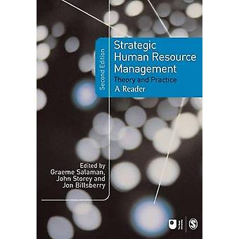 Strategic Human Resource Management Theory and Practice by Salaman & Graeme