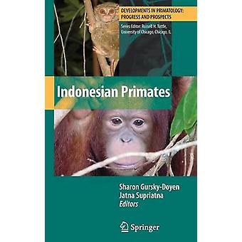 Indonesiska primater av Supriatna & Jatna
