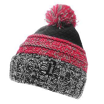 Gelert Girls Knitted Pompom Hat Kids