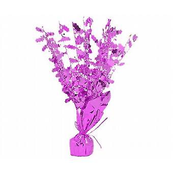 Lamina Stars Party Table centro pezzo palloncino peso decorazione caldo rosa confezione da 2 (SC0311C)
