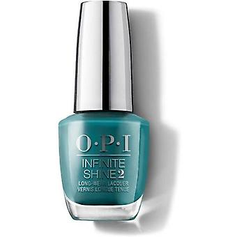 Opi- Nail Lacquer- Infinite Shine- Fiji Collection- Is That A Spear In Your Pocket, .5Oz