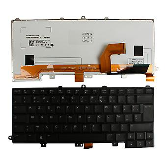 Alienware 0NTD5X Backlit Black Windows 8 French Layout Replacement Laptop Keyboard