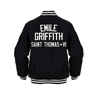 Emile Griffith Boxing Legend Jacket