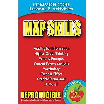 Map Skills - Common Core Lessons & Activities by Carole Marsh - 978063