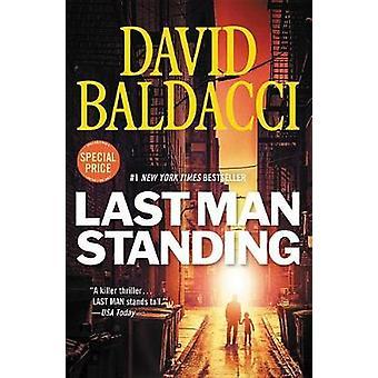 Last Man Standing by David Baldacci - 9781538760048 Book