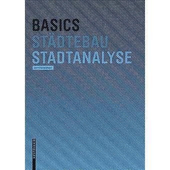 Basics Stadtanalyse by Basics Stadtanalyse - 9783764389376 Book