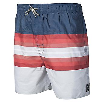 Rip Curl Navy Volley Step - 16 Inch Swimming Shorts